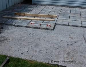 beton exterieur terrasse great epaisseur dalle beton With construire une dalle beton exterieur