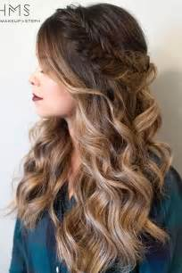 Prom Hairstyles For Hair by 25 Best Ideas About Prom Hairstyles On