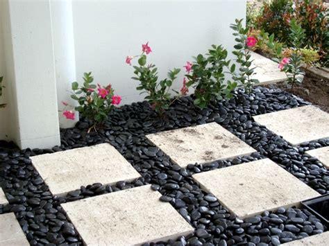 decorative stone garden decorative stones  garden