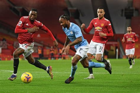 Manchester City player ratings vs Manchester United- The ...