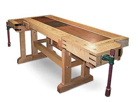 granite workbench finewoodworking