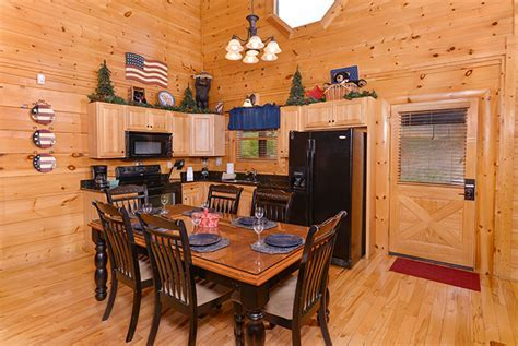 Pigeon Forge TN Cabins   American Bear Cabin