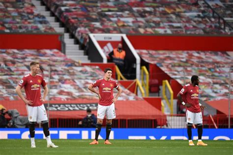 Manchester United Players Rated In Defeat Vs Tottenham ...