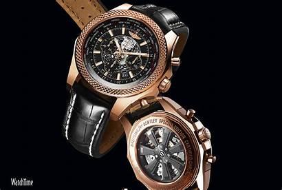 Bentley Breitling Wallpapers Luxury Marc Watches Watchtime