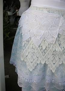 aprons womens half apron bridal shower shabby chic With wedding shower aprons