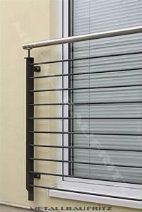 Französischer Balkon Pulverbeschichtet : franz sischer balkon 58 03 schlosserei metallbau fritz ~ Orissabook.com Haus und Dekorationen