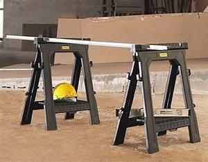 Folding Sawhorse - Fixs Project