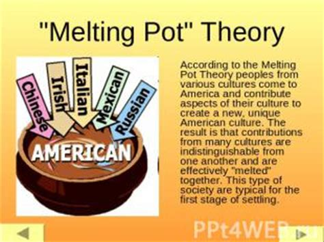 melting pot salad bowl melting pot sociedad intercultural educaci 243 n