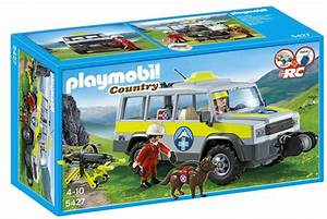 Playmobil Mountain Rescue Truck A Mighty Girl