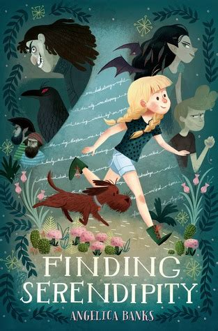 finding serendipity tuesday mcgillycuddy   angelica