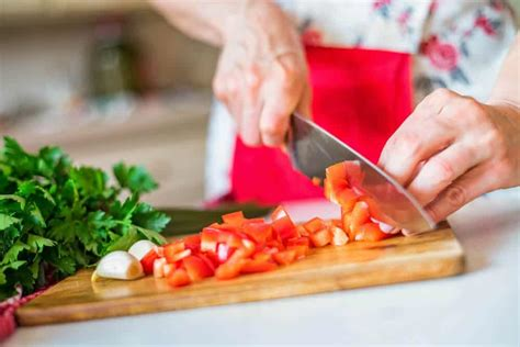 knife knives kitchen ginsu hand bell