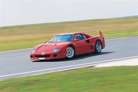 Top Ten Ferraris by F40 Best Ferraris Top 10 Best Ferraris