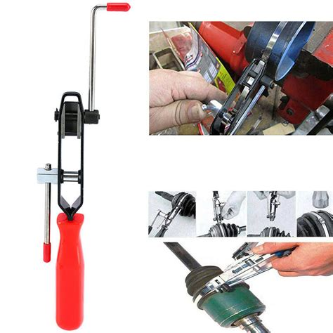 cv joint clamp banding tool ear type boot clamp pliers ebay