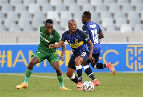 If cape town city win, cape town city would reduce the gap with mamelodi s. DStv Premiership Report: Cape Town City v Baroka 03 April 2021