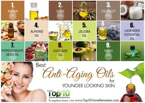 anti aging oils for skin