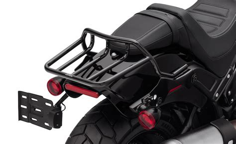 New Harley-davidson Softail Holdfast Two-up Luggage Rack