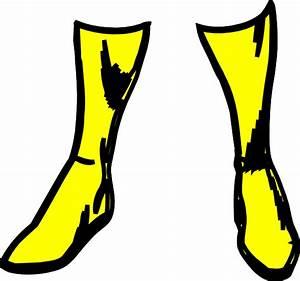 Totetude Rain Boots Clip Art at Clker.com - vector clip ...