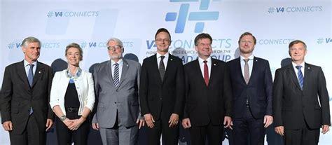 Grupa Wyszehradzka, Austria, Słowenia i Chorwacja chcą ...