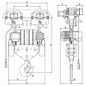Hitachi Electric Chain Hoist Wiring Diagram