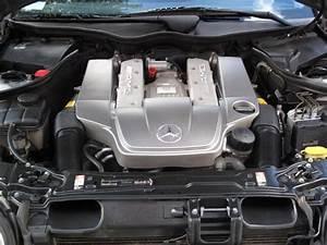 2003 Mercedes C32 Amg  Used  Engine  Description  Gas