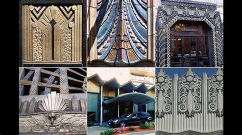 deco architecture characteristics decorating ideas