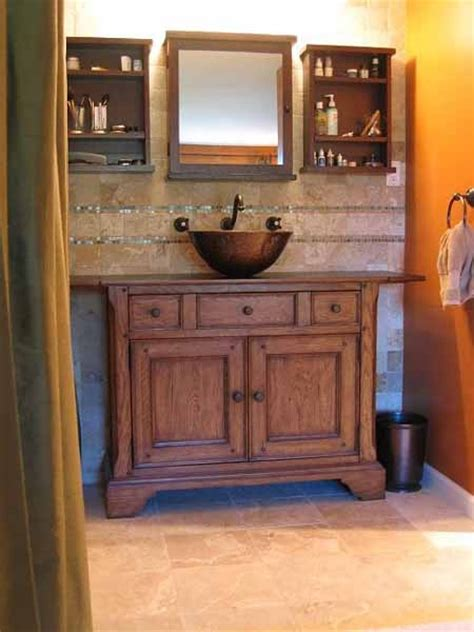 Small Bathroom Remodel Ideas Rustic