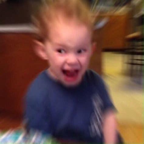 Screaming Baby Meme - kid screaming blank template imgflip