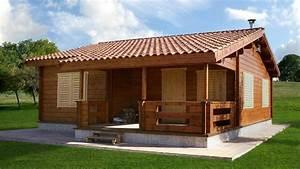 Cómo construir una casa de madera paso a paso