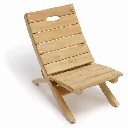 Beach Chairs Chair Wooden Wood Furniture Fold