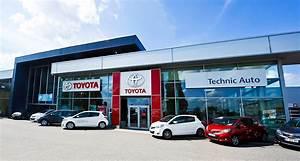Garage Toyota Metz : concessionnaire toyota metz 57 lorraine toyota metz ~ Medecine-chirurgie-esthetiques.com Avis de Voitures