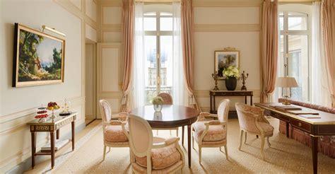 deluxe suite hotel ritz paris  stars