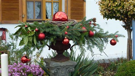Weihnachtsdeko Für Den Gartenweihnachtsdeko Garten Wohnen