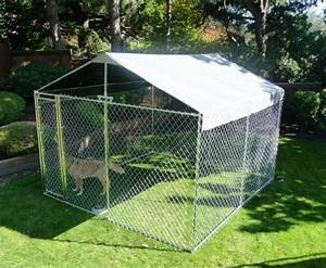 dog kennel cover weatherguard extra large all season dog With large outdoor dog kennel with roof