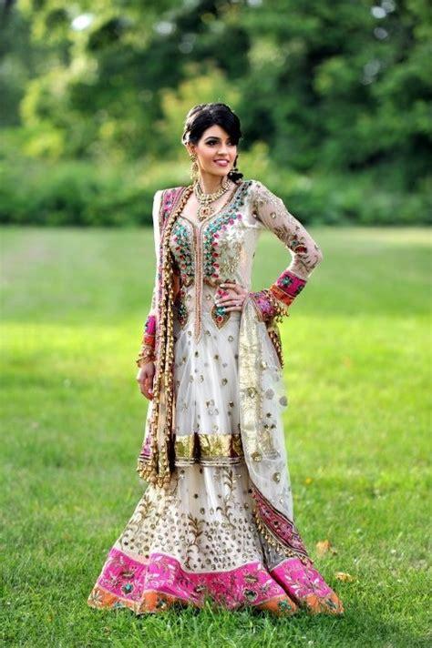 latest pakistani  asian wedding dressesfrocks  women