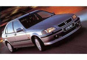 Fiche Technique Honda Civic : fiche technique honda civic vti 1999 ~ Medecine-chirurgie-esthetiques.com Avis de Voitures