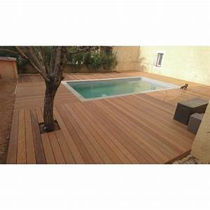 Lame Terrasse Bois Exotique : promo lame de terrasse bois exotique itauba lisse 21x145 ~ Dailycaller-alerts.com Idées de Décoration