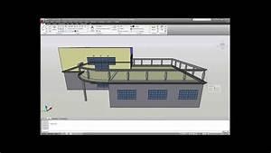 dessiner un plan de maison avec autocad complete With awesome dessiner plan maison 3d 0 apprendre autocad en 1h tutoriel realisation maison 3d