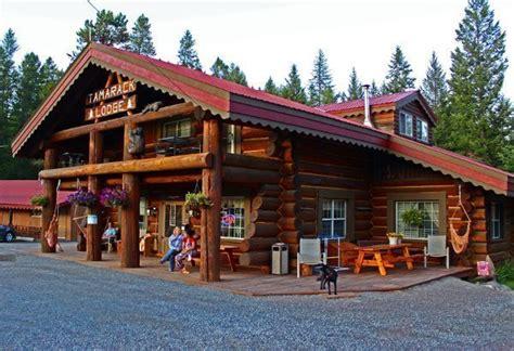 historic tamarack lodge cabins venue hungry horse