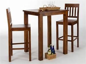 Bartisch Mit Stühlen Günstig : bartisch set raum und m beldesign inspiration ~ Markanthonyermac.com Haus und Dekorationen