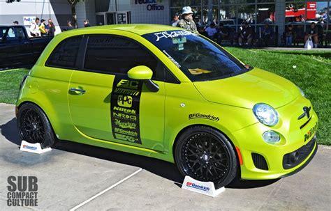 small cars    sema show subcompact
