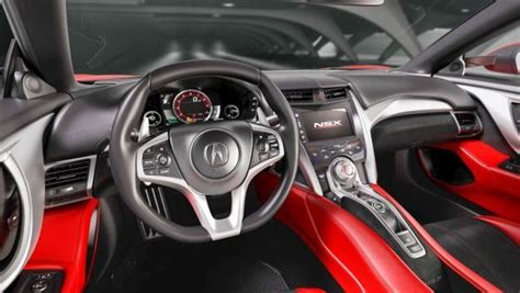 acura nsx review price specs msrp hp
