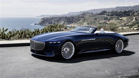 luxury mercedes maybach a revelation of luxury vision mercedes maybach 6
