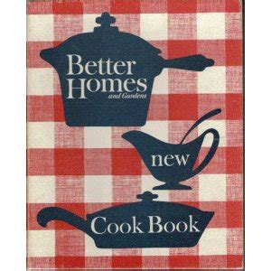 better homes and gardens cookbook cookbook highlight better homes and gardens 1965