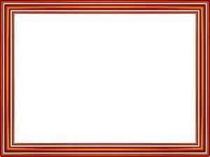 Transparent Elegant Page Border