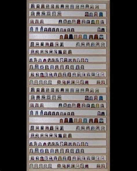 v77 vitrine murale 41 x 102 x 5 cm collection miniature collecteur d 233 224 coudre pion petit objet