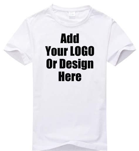 custom t shirt designs high quality custom logo shirt plain t shirt 200 gram logo