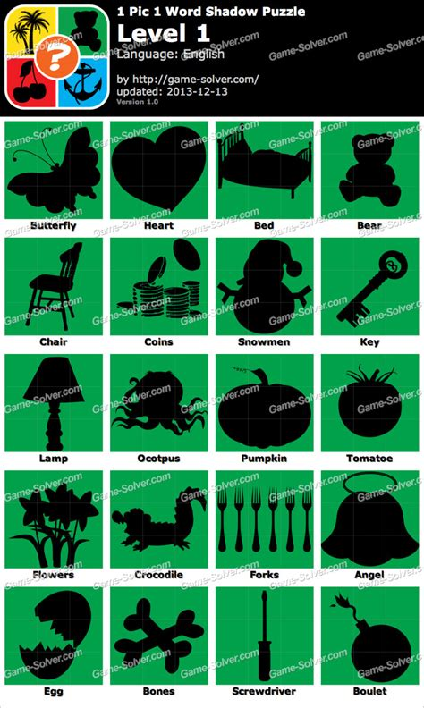 cartoon shadow quiz 6 letters 4 pics 1 word puzzle answers solver autos post 20791 | 1 Pic 1 Word Shadow Puzzle Level 1