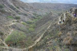 Diamond Head Trail Hawaii
