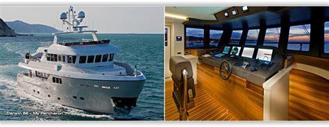 Boat Detailing Darwin by Cdm Yachts Premieres Darwin Class 86 Yacht Percheron At