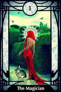 Tarot Card: The Magician by bobkitty1123 on DeviantArt
